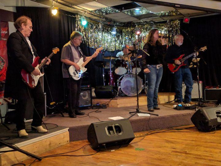 Band gig