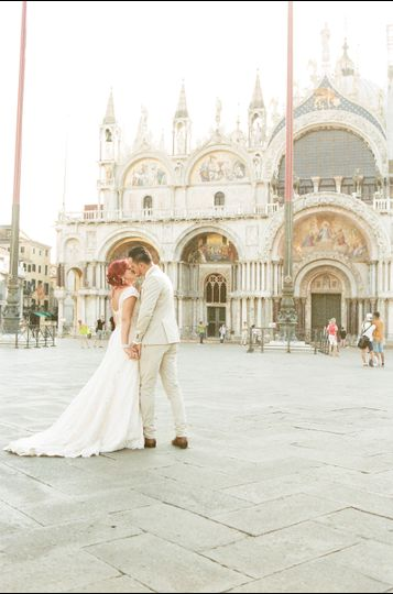 Destination Wedding Photography | Venice, Italy Elopement Photography