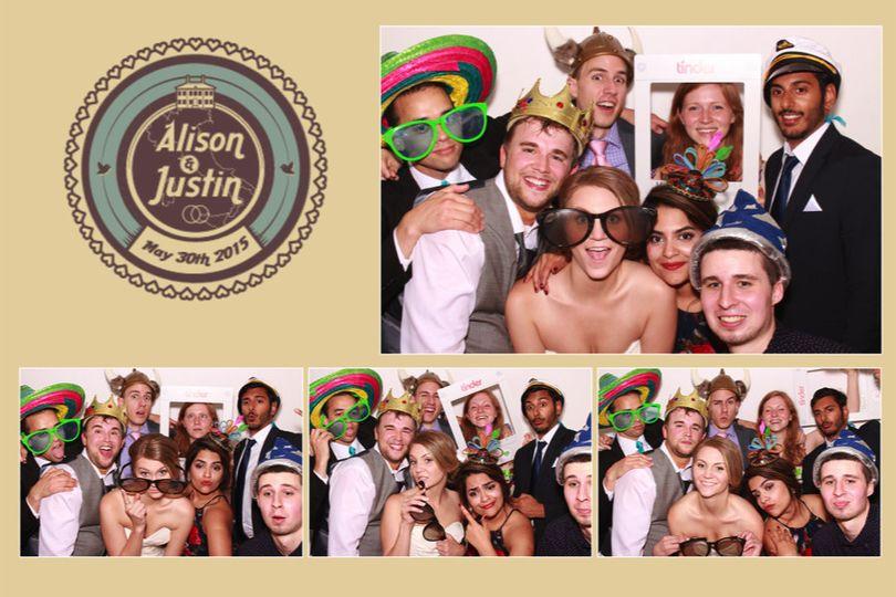 Alison & Justin layout