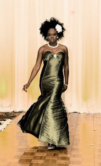 Emarld Green Prom Dress...