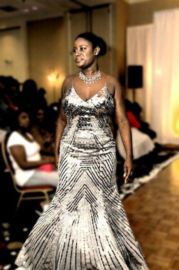 Diva... Evening attire