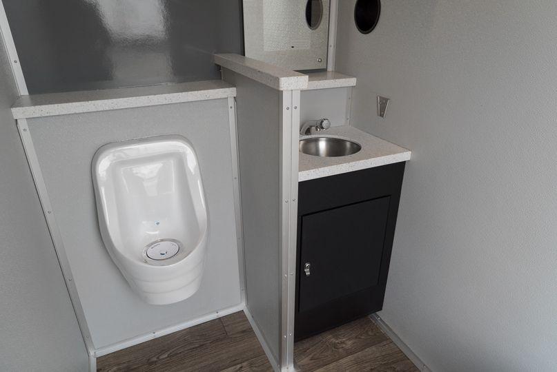 Interior: CP-3 Urinal