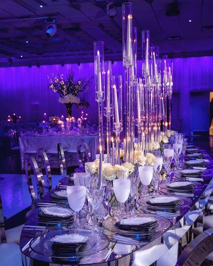 Lavan ballroom décor