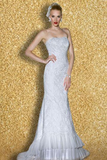 Yumi katsura couture reviews ratings wedding dress for Wedding dresses beaumont tx