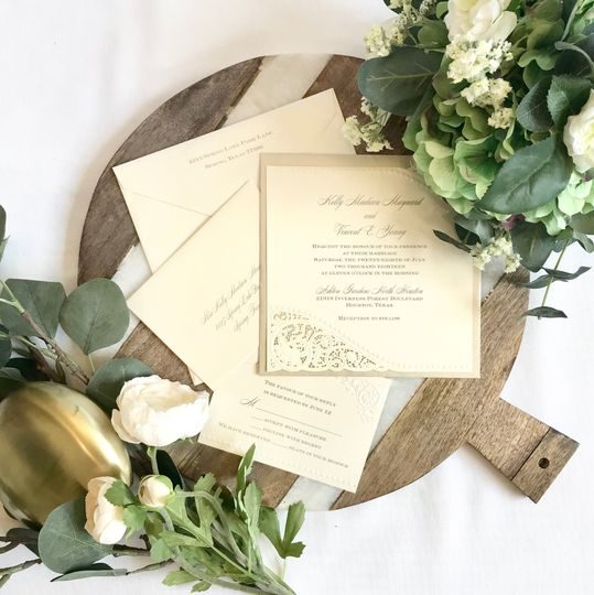 invitology paper studio the heights houston wedding invitations stationery 22 laser cut invitations 51 1072947 1561652897