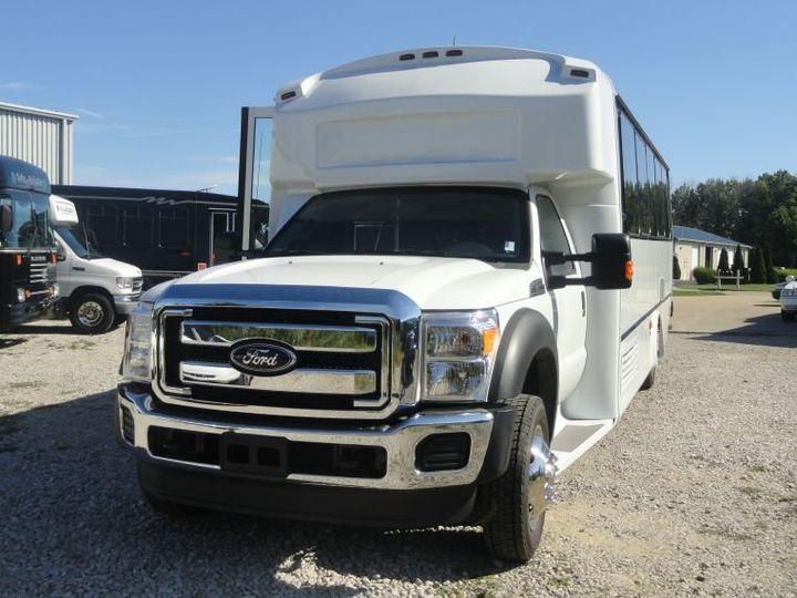 Tmx 1353087564283 Newbus2 Amherst, OH wedding transportation
