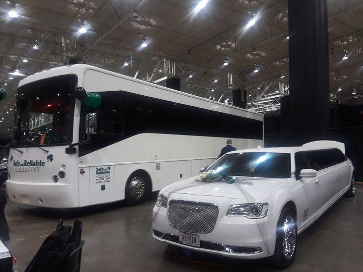 Tmx 1523734213 Aa7b2c1ff14ad9fa 1523734211 Eae7f9a1ce0163ca 1523734212491 4 Bridal Show Bus An Amherst, OH wedding transportation