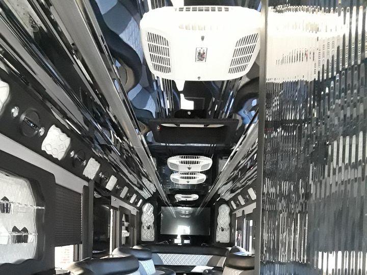 Tmx 1523734221 C5e5322f4906b1cd 1523734219 252cff0971e792f4 1523734220256 5 42 Pax Interior Amherst, OH wedding transportation