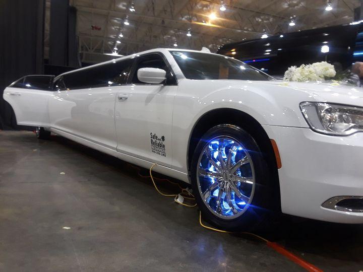 Tmx 1523734246 Fe9d357158522b6f 1523734244 8e184697bbb98f51 1523734245877 8 Flo Ix Center Amherst, OH wedding transportation
