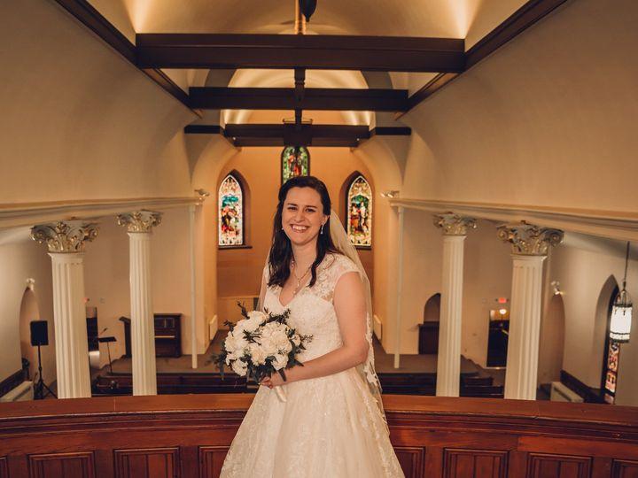Tmx Bride In The Loft 51 1023947 V1 Orono, ME wedding venue
