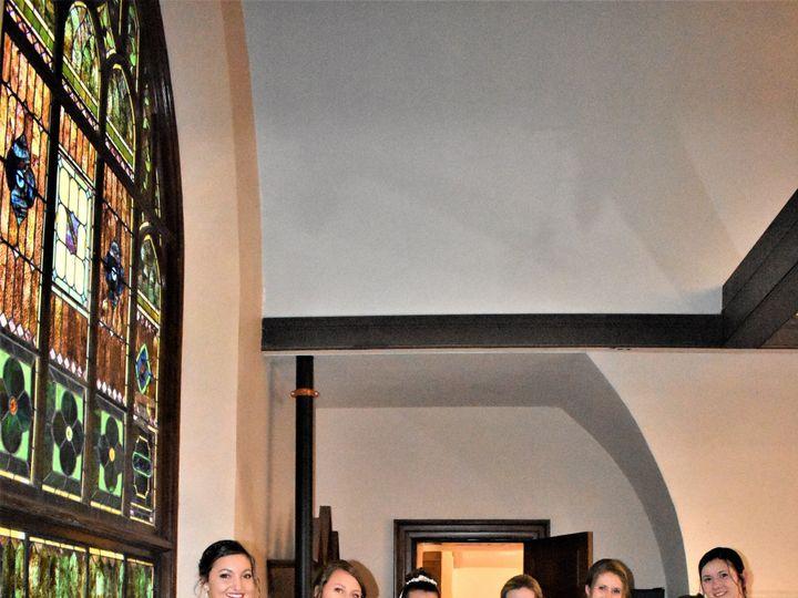 Tmx Brides Entourage On Balcony 51 1023947 157551183431074 Orono, ME wedding venue