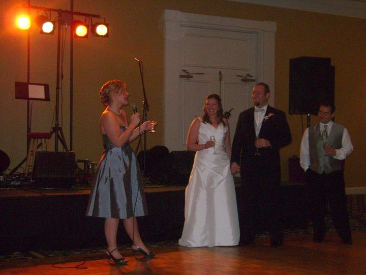 Tmx 1358019889991 Toast2 Charlotte, NC wedding band