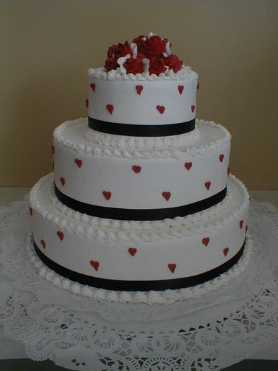 gruttadauria bakery wedding cake rochester ny weddingwire. Black Bedroom Furniture Sets. Home Design Ideas