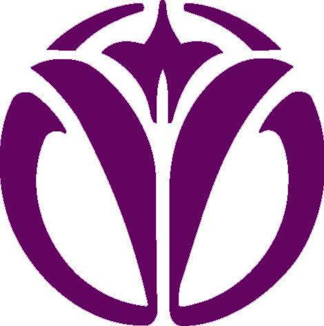 emblem purple