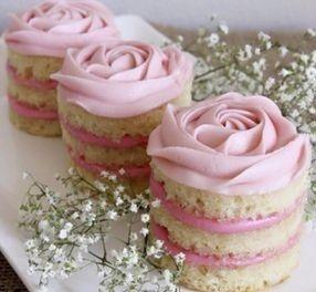 Tmx Rosette Mini Cakes 2 51 1234947 158509507030795 Frisco, TX wedding cake