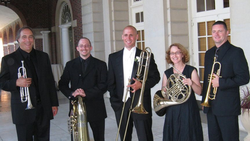 dominant 5 brass quintet formal