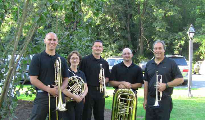 The Dominant Five Brass Quintet