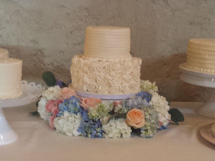 Tmx 1438202063687 Deconstucted Vintage Cakes Houston, TX wedding cake