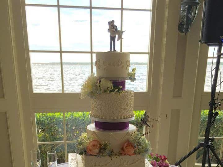 Tmx 1487279971383 Fbimg1460391150138 Houston, TX wedding cake