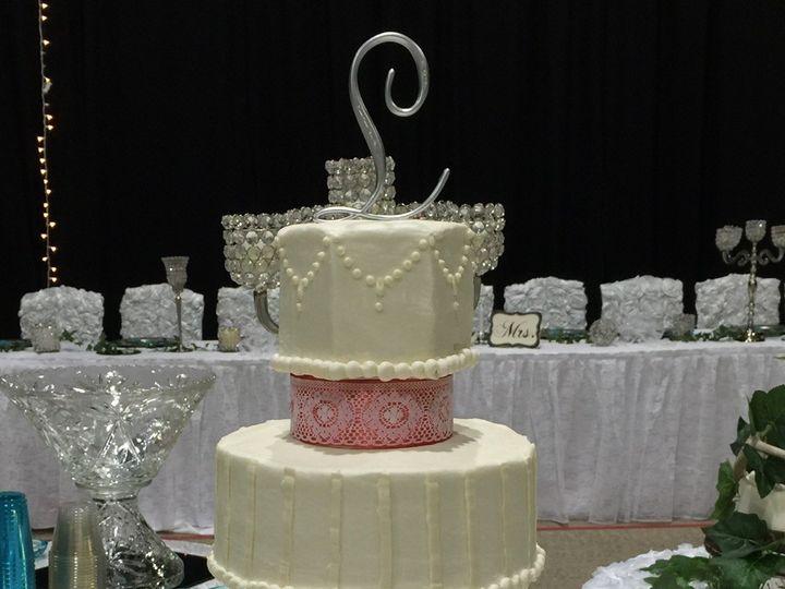 Tmx 1487280008509 Img00591 Houston, TX wedding cake