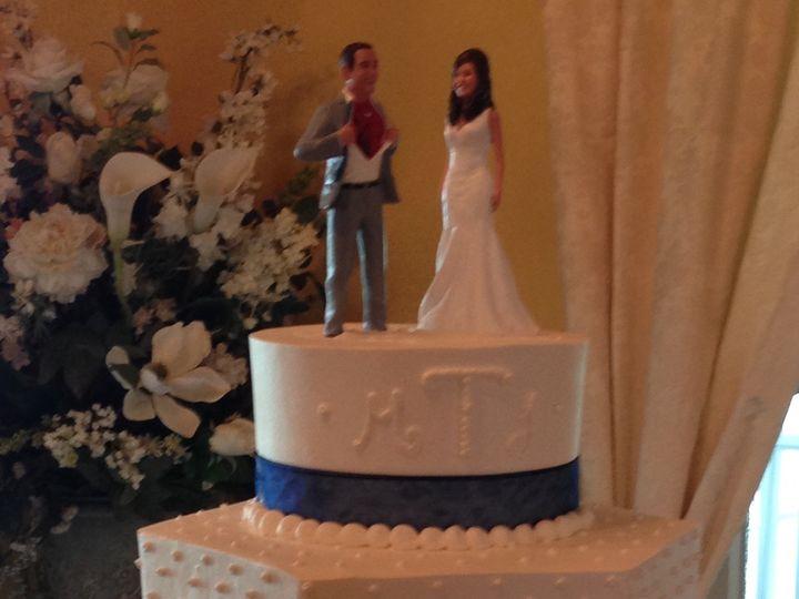 Tmx 1487280114678 Img05711 Houston, TX wedding cake