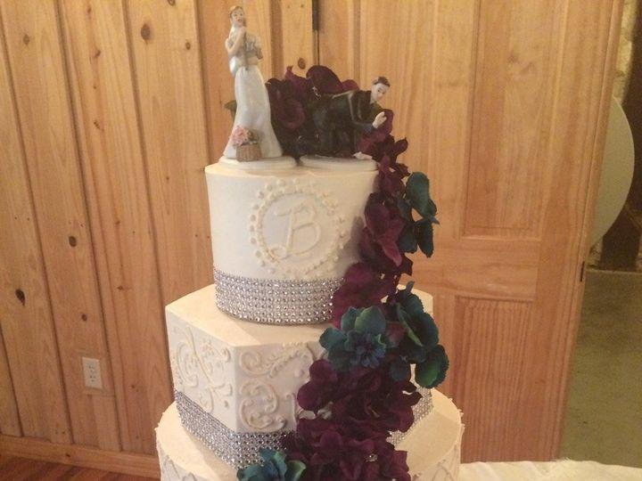 Tmx 1487280221487 Img23531 Houston, TX wedding cake