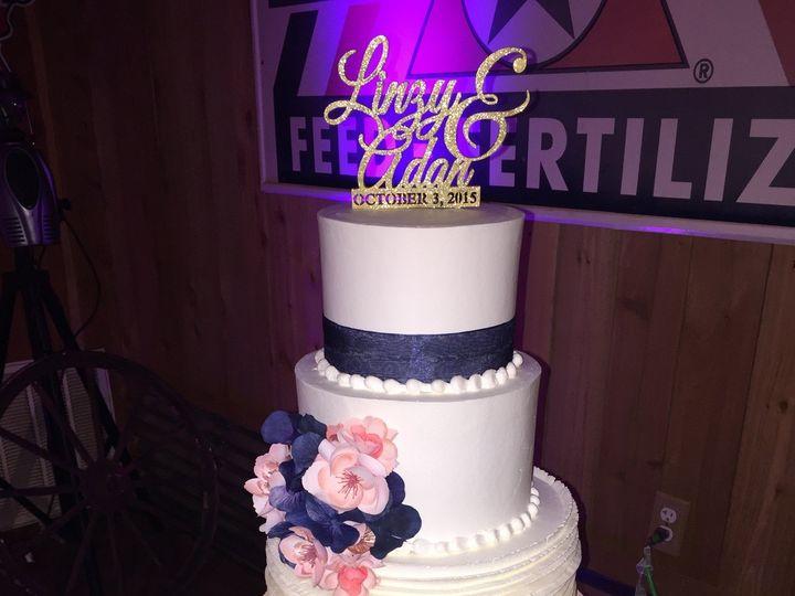 Tmx 1487280238706 Img23731 Houston, TX wedding cake