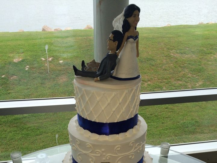 Tmx 1487280340624 Img27201 Houston, TX wedding cake