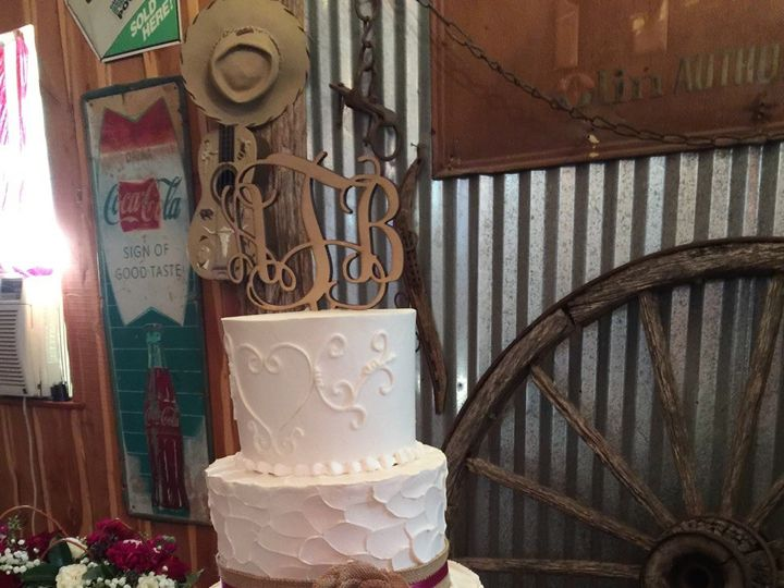 Tmx 1487280351792 Img27211 Houston, TX wedding cake