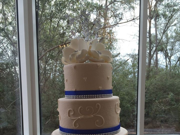 Tmx 1487280373955 Img28911 Houston, TX wedding cake