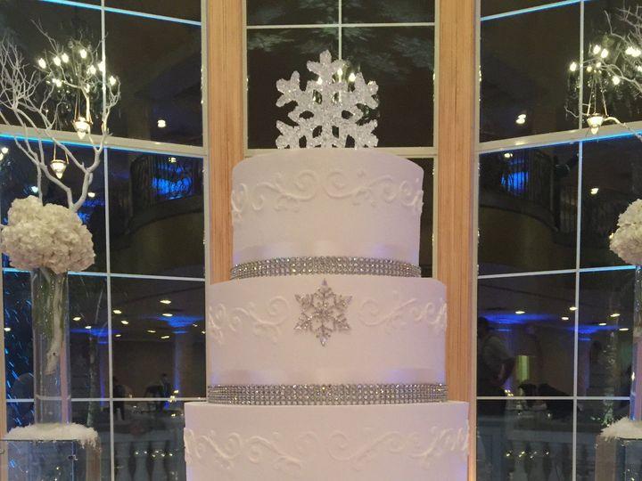 Tmx 1487280396578 Img29821 Houston, TX wedding cake