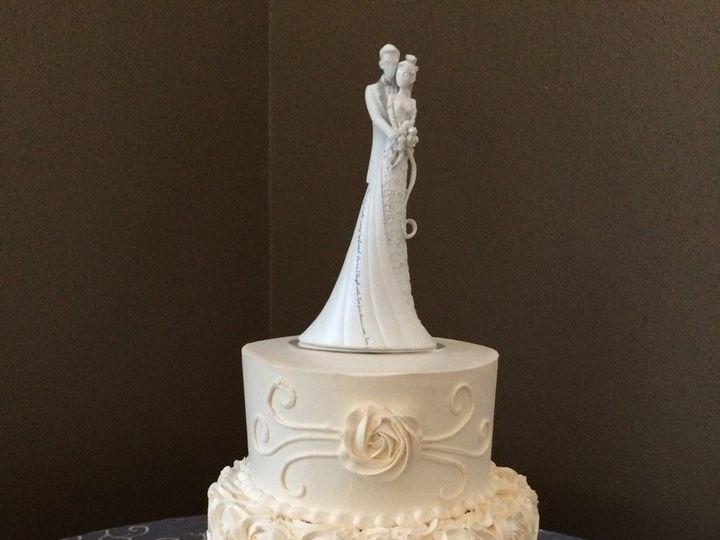 Tmx 1487280425773 Img30601 Houston, TX wedding cake