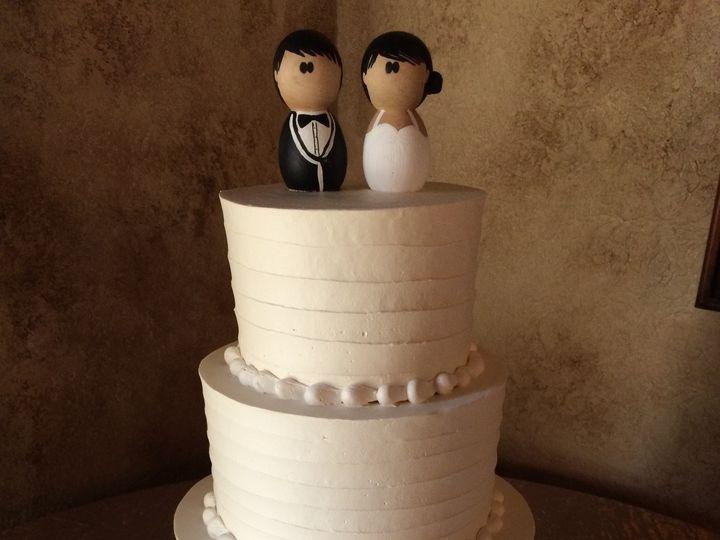 Tmx 1487280458767 Img31681 Houston, TX wedding cake