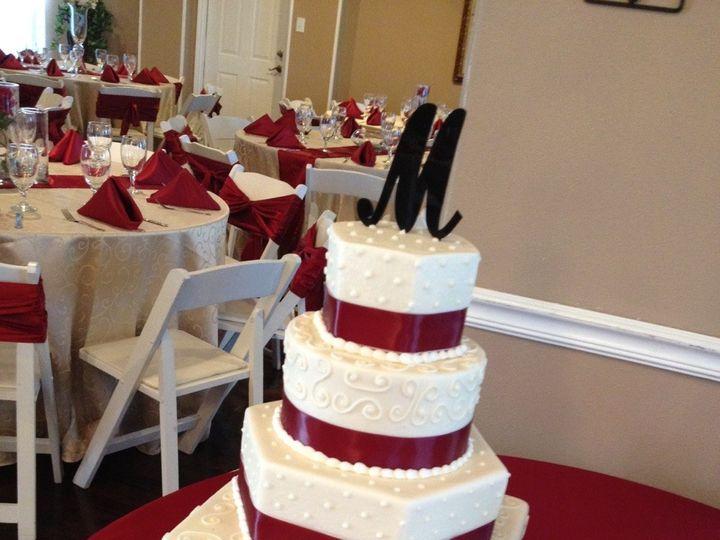 Tmx 1487280470653 Img35001 Houston, TX wedding cake