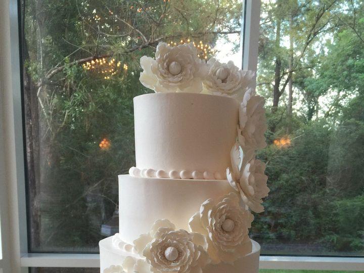Tmx 1487280488872 Img36781 Houston, TX wedding cake