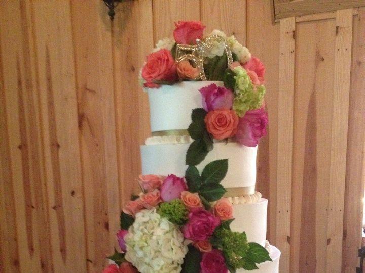 Tmx 1487280545170 Img41381 Houston, TX wedding cake