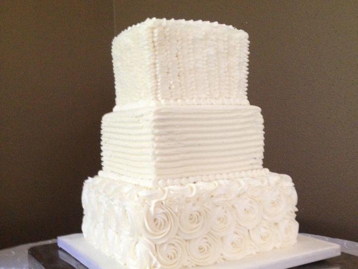 Tmx 1487280555061 Img42321 Houston, TX wedding cake