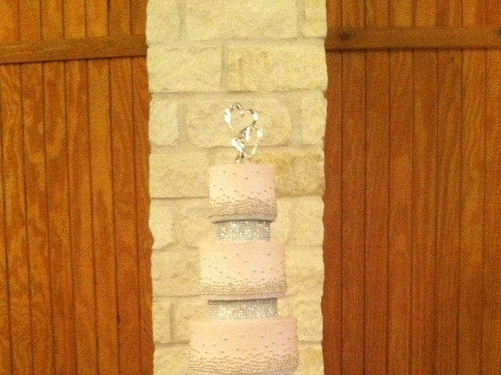 Tmx 1487280601637 Img60961 Houston, TX wedding cake