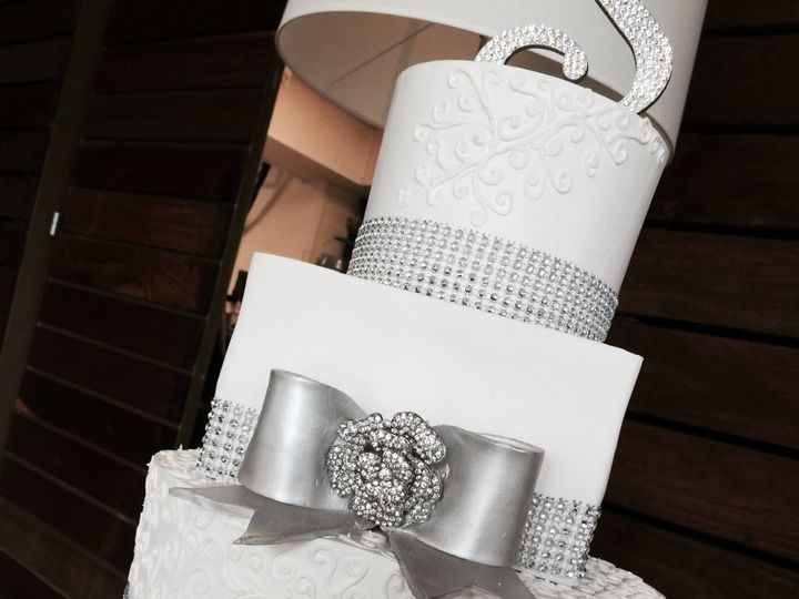Tmx 1487280625454 Img72381 Houston, TX wedding cake