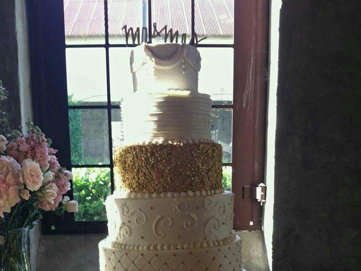 Tmx 1487280635770 Img75171 1 Houston, TX wedding cake