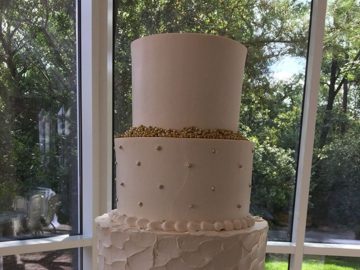 Tmx 1487282337926 Img16731 Houston, TX wedding cake