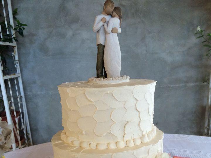 Tmx 1487282346106 Img24601 Houston, TX wedding cake