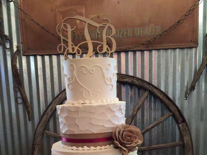 Tmx 1487282357395 Img27191 Houston, TX wedding cake