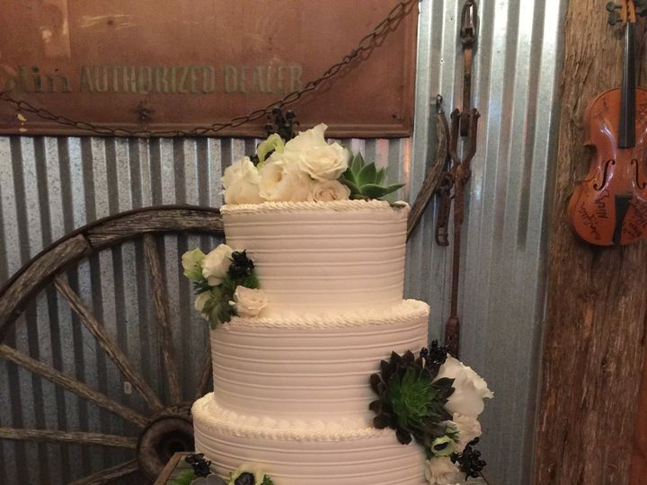 Tmx 1487282387728 Img29481 Houston, TX wedding cake