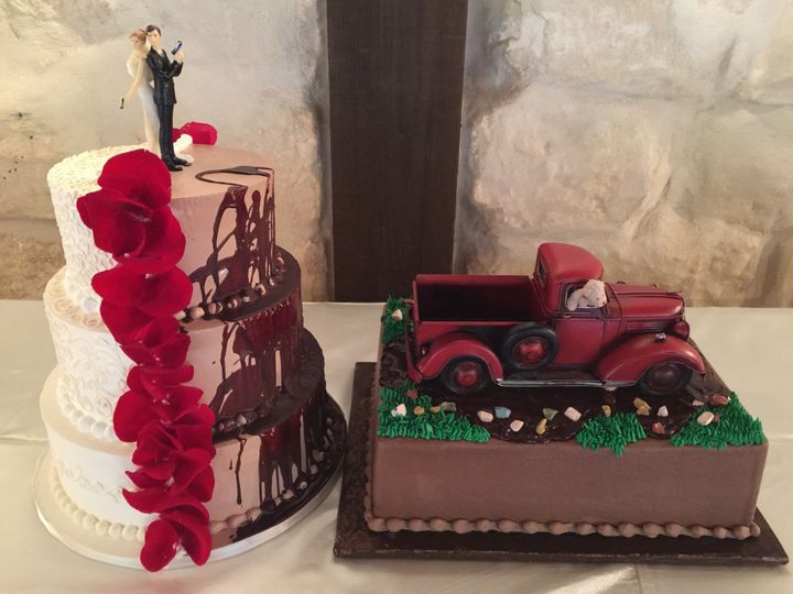 Tmx 1487282399993 Img31381 Houston, TX wedding cake