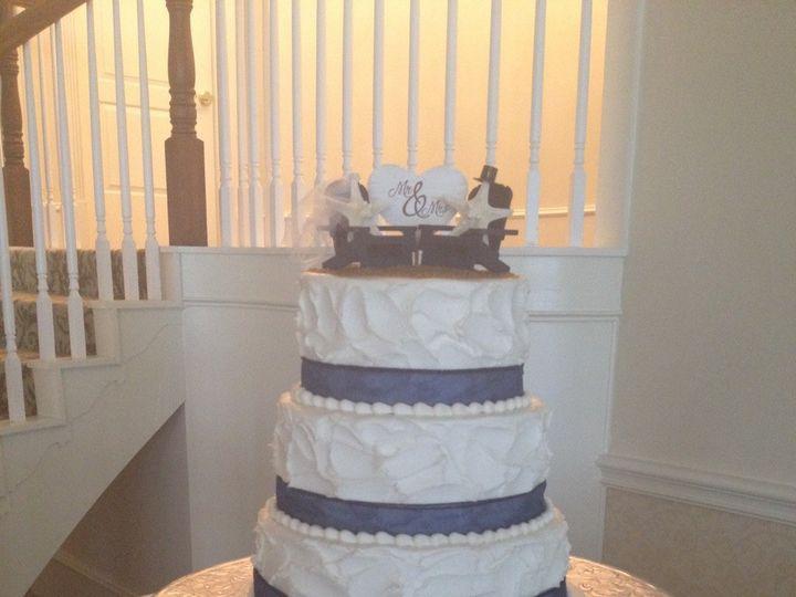Tmx 1487282430646 Img37401 Houston, TX wedding cake