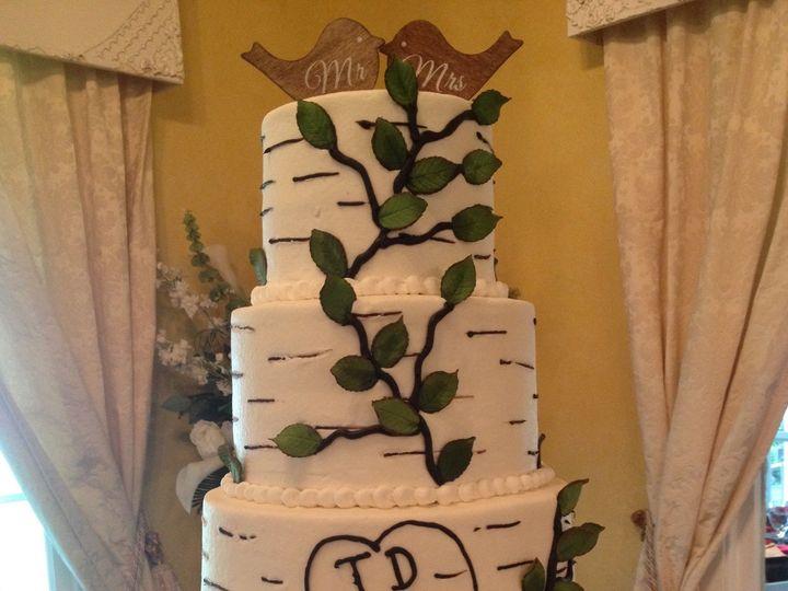 Tmx 1487282459250 Img43441 Houston, TX wedding cake