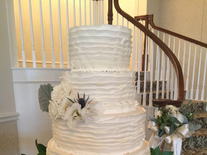 Tmx 1487282471776 Img51821 Houston, TX wedding cake