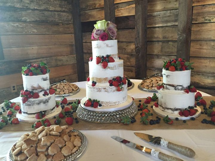 Tmx 1487282497326 Img88871 Houston, TX wedding cake