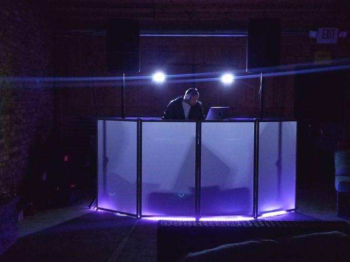 DJ Booth Lighting